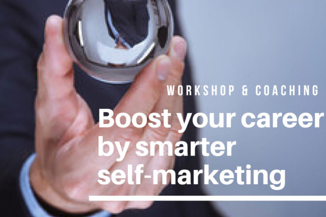 "Rotaract Workshop ""Boost your career by smarter self-marketing"""